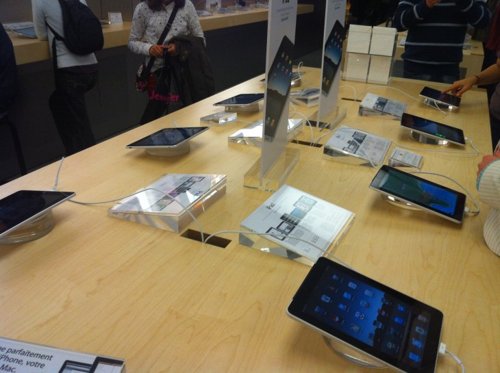 5043832076 142b609688 o 730x545 10 ways that iPads are transforming retail