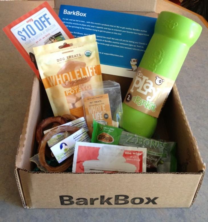 BarkBox 730x778 50 New York City startups you need to know about