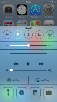 IMG 0072 220x390 iOS 7 review: A bold overhaul that youll grow to love