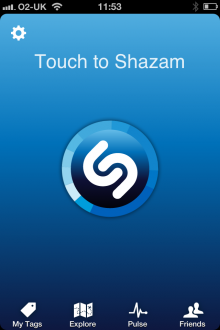 Photo 18 09 2013 11 53 27 220x330 Shazam 7 arrives just in time for iOS 7, now lets you mention friends when sharing to Facebook