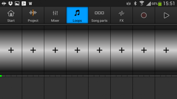 Screenshot 2013 09 09 15 51 56 730x410 Music Maker Jam for Android is an incredibly fun way to mix and make music