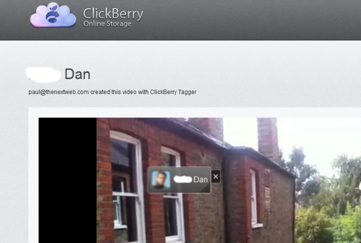 Screenshot 21 730x491 Clickberry: This mobile video app lets you tag friends in real time as you record