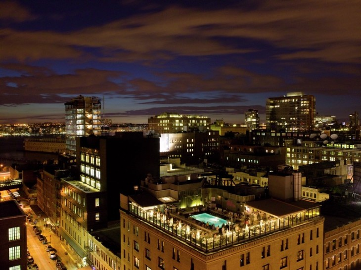 SohoHouse1 730x546 The top 20 tech hangouts in New York City