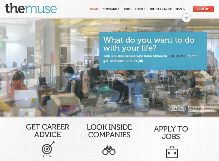 TheMuse 730x536 50 New York City startups you need to know about