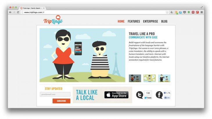 TripLingo 730x410 A peachy keen startup scene: 10 startups from Atlanta that you need to know about