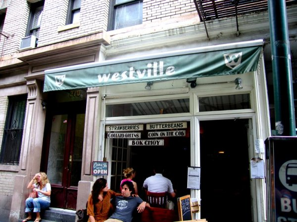 Westville1 The top 20 tech hangouts in New York City