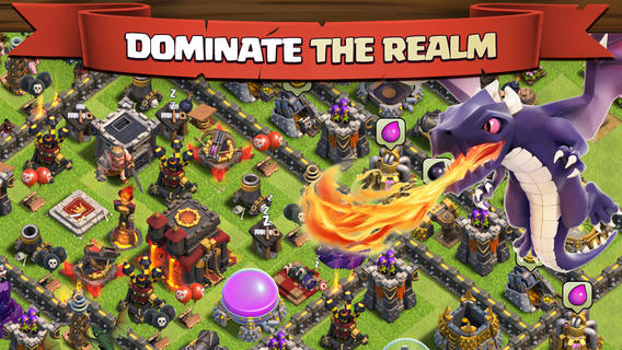 Cult game Clash of Clans headed to Android, as beta is quietly announced