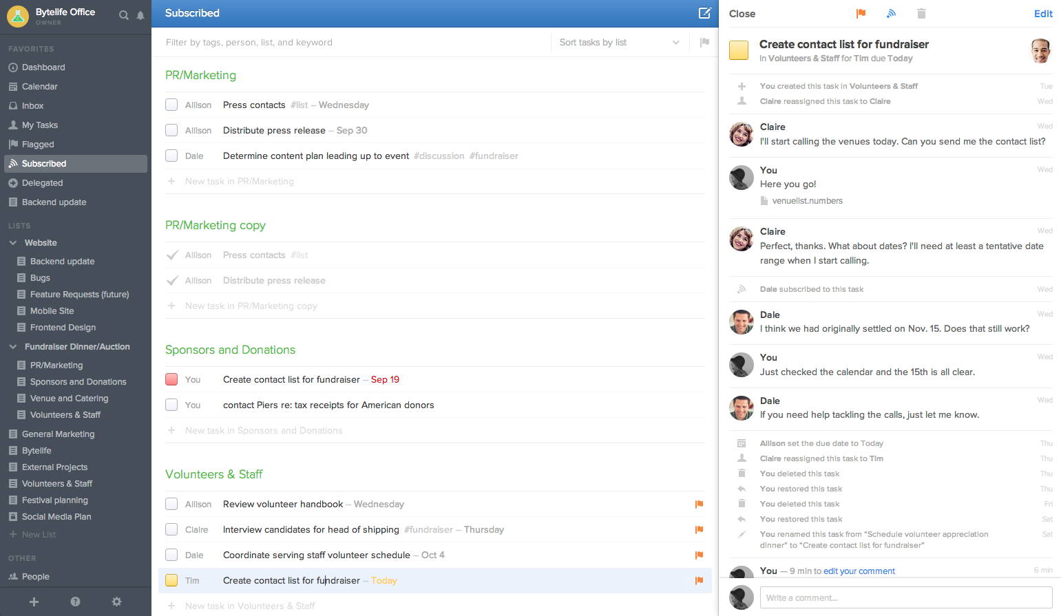 Team Task Management App Flow Gets A Huge Overhaul. Still Stunning.