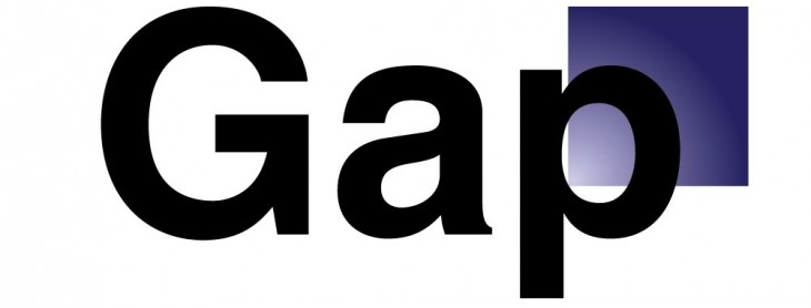 gap new 730x278 9 major logo redesigns: Yahoo and beyond