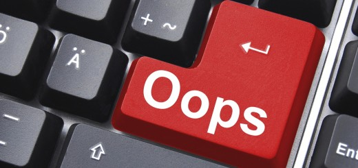 oops 520x245 9 common mistakes developers make
