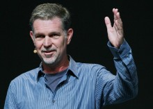 reed hastings1 220x157 Inspiring Entrepreneurs: What Netflix CEO Reed Hastings has learned in his business career