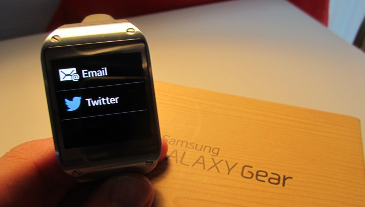 Galaxy Gear Feat 730x415 Apple and smartwatch rivals stand to benefit from Samsungs Galaxy Gear marketing push