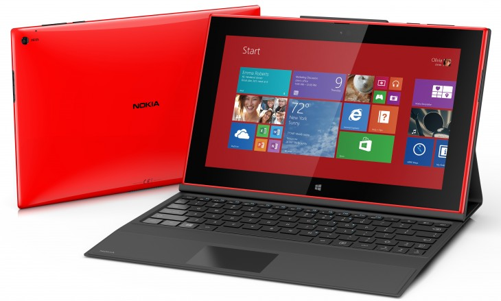 Lumia2520 Hero 730x439 Nokia unveils 10.1 Lumia 2520, a $499 Windows RT 8.1 tablet coming this fall with LTE and a $150 Power Keyboard