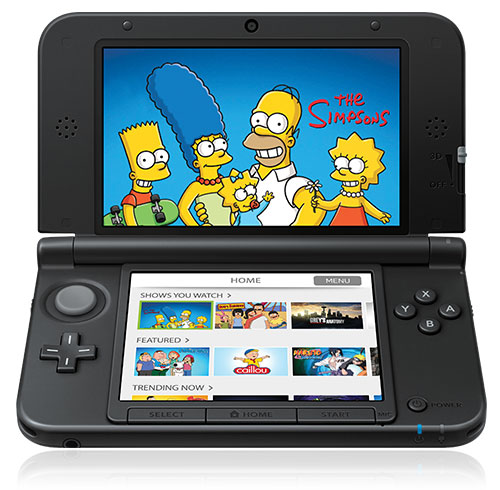 Nintendo3DS BlogPost Hulu Plus is now available for the Nintendo 2DS, 3DS and 3DS XL