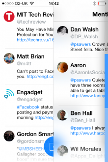 d2 220x330 Tweet7: A clean, no fuss iPhone Twitter client built with iOS 7 in mind