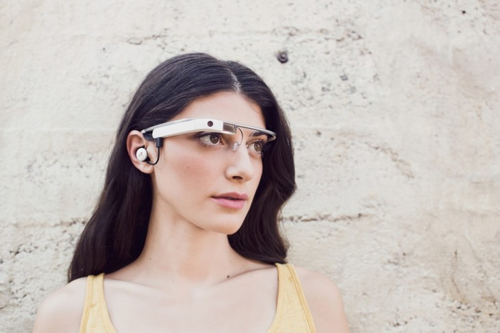 googleglass 1 full 730x486 This is what the new Google Glass looks like [Photos]
