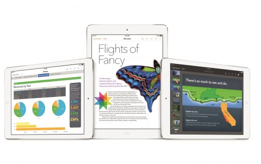 iWork2013 520x328 Everything Apple announced at its October event in one handy list