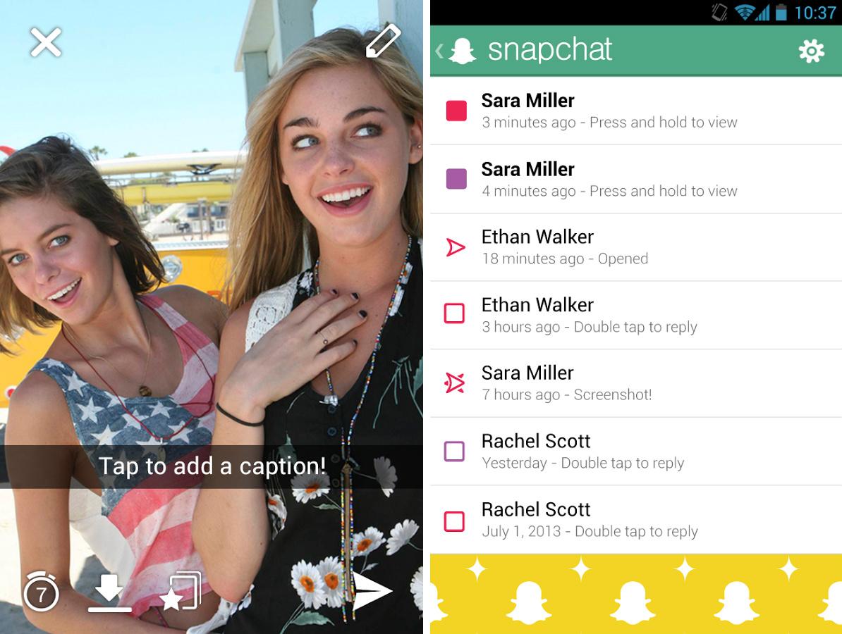 Snapchat Sexting Names