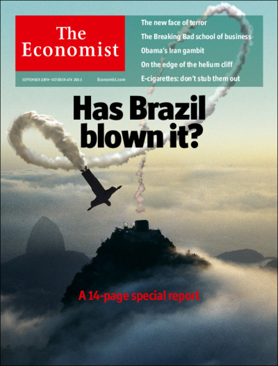 the economist cover has brazil blown it Funding for Latin American startups: Is winter coming?