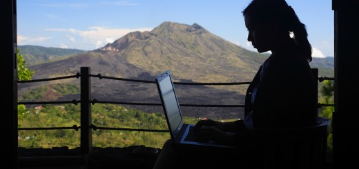 working remotely 520x245 How working remotely changed my life (and can change yours, too)