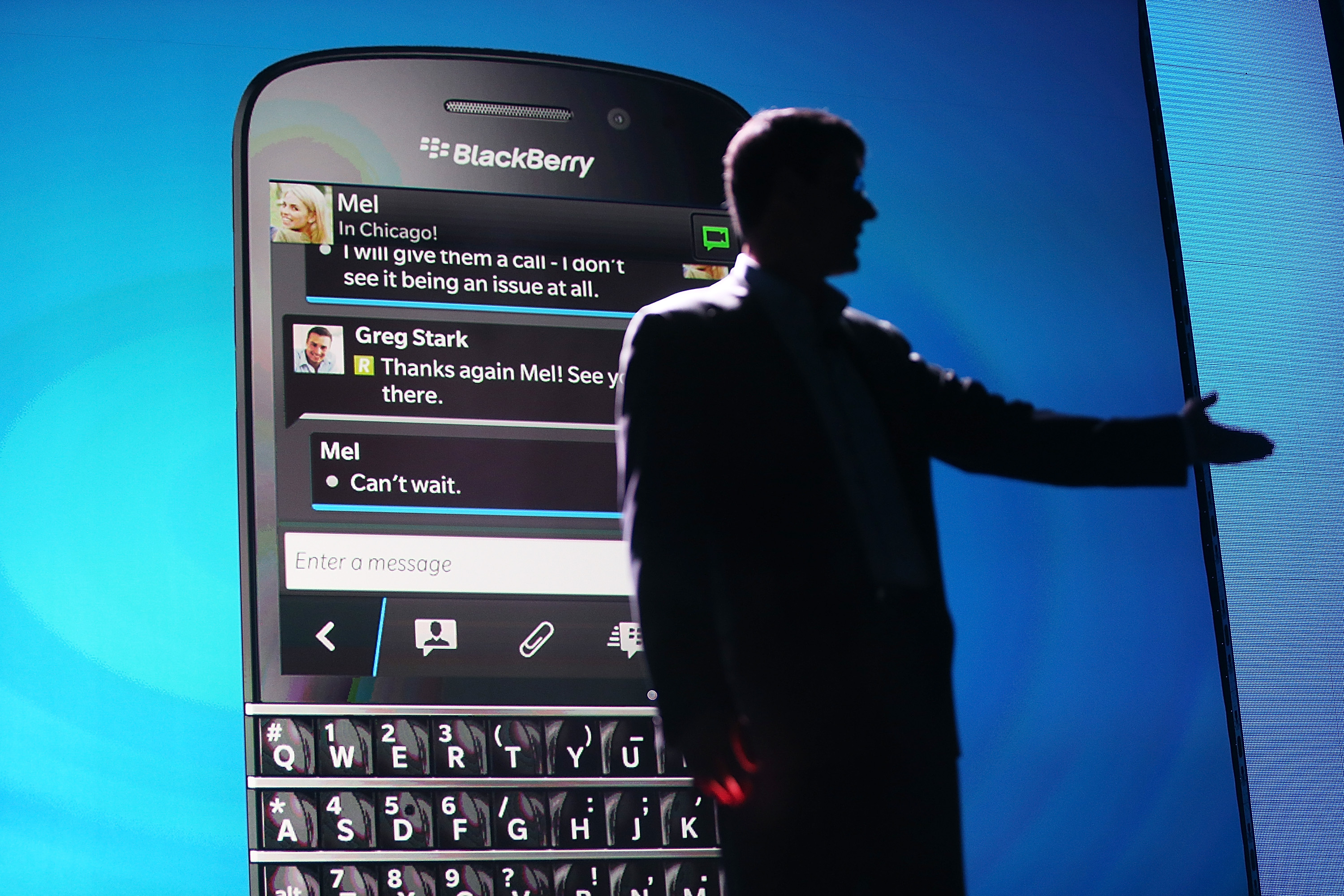 BlackBerry sues Ryan Seacrest's Typo over 'blatantly copied' iPhone keyboard case