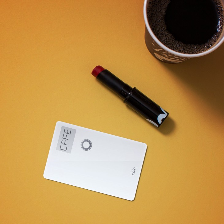 CFFE 730x730 Coin launches a crowdfunding campaign for a card that replaces every swipeable card in your wallet