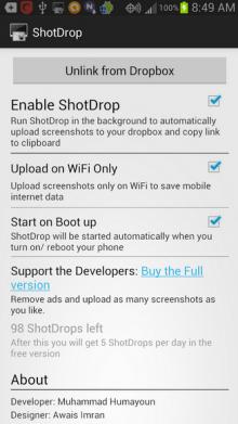 ShotDrop