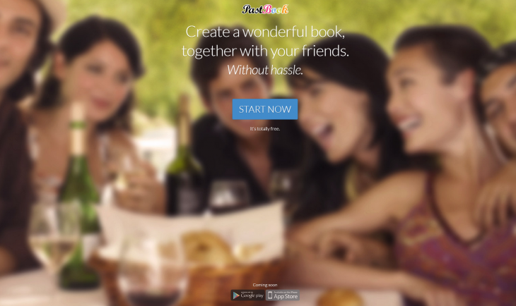 CollabBook 730x434 PastBook launches new collaborative photo album platform on the Web