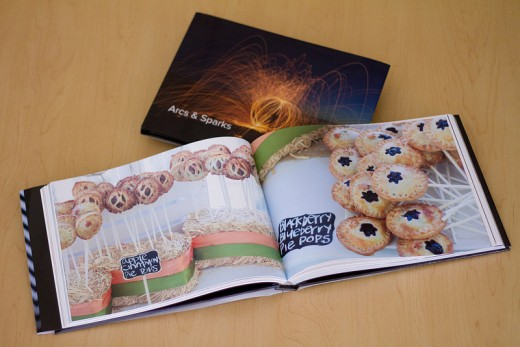 Flickr Photo Books2 520x347 Flickr unveils a new service that turns your memories into $34.95 hardcover Photo Books