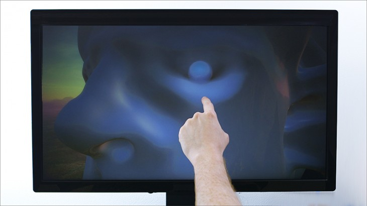 Leap Motion Freeform 730x410 Leap Motion unveils Free Form, a 3D sculpting app, and previews its new gesture tracking software