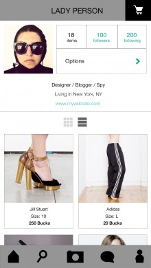 My Profile 220x390 Bib + Tuck launches for iPhone to let you refresh your wardrobe on the move