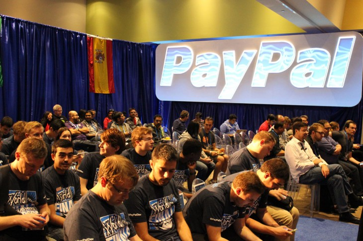 Opening Remarks 730x486 Donate Now scoops $100,000 top prize at PayPals global hackathon for its quick donation app
