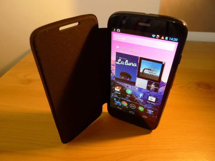 P1040665 730x547 Moto G review: The best budget Android smartphone, despite the poor camera and lack of LTE