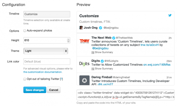 Screen Shot 2013 11 12 at 12.57.07 PM 730x437 Here's how to create Twitters new custom timelines in Tweetdeck