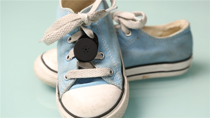 Sticknfind shoes These 7 clever gadgets will help you keep track of your valuables