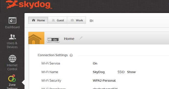 ZoneSettings Skydog is the home Internet command center every parent will want