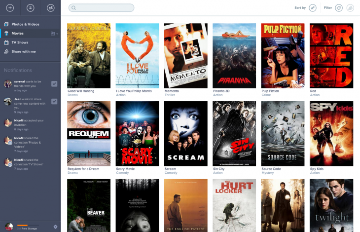 a1 730x470 Streamnation lets you lend movies and TV shows to friends directly from the cloud
