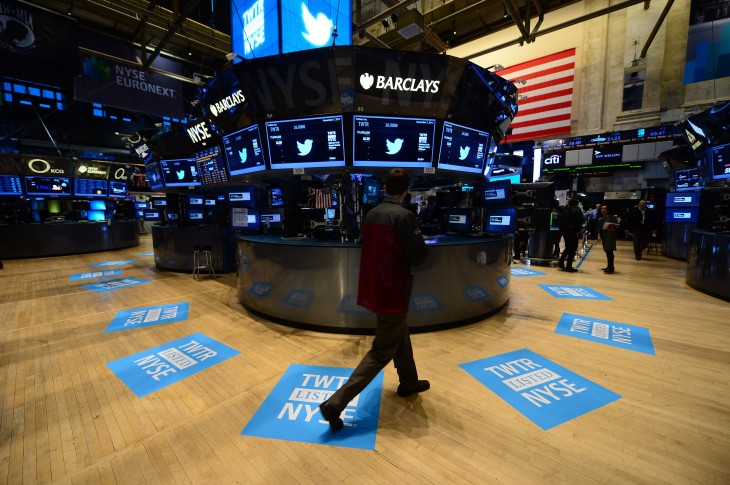 croppedtwitter 730x485 In pictures: Twitter kicks off its IPO on the New York Stock Exchange