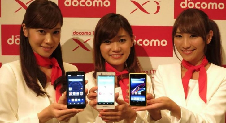docomo 730x399 End of the galapagos era? Japans tech and Internet habits have never been more Western