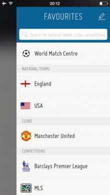FIFA launches mobile apps to track your favorite football teams and follow the World Cup draw live