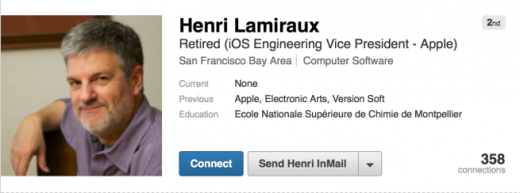 رئيس نظام iOS يغادر آبل بعد 23 عاما