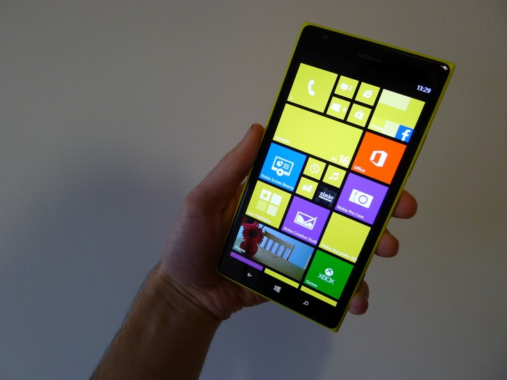 lumia2 730x547 Nokia Lumia 1520: This enormous smartphone offers the best all round Windows Phone 8 experience