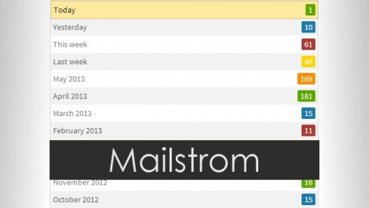 mailstrom 520x294 7 great services for taking back control of your inbox