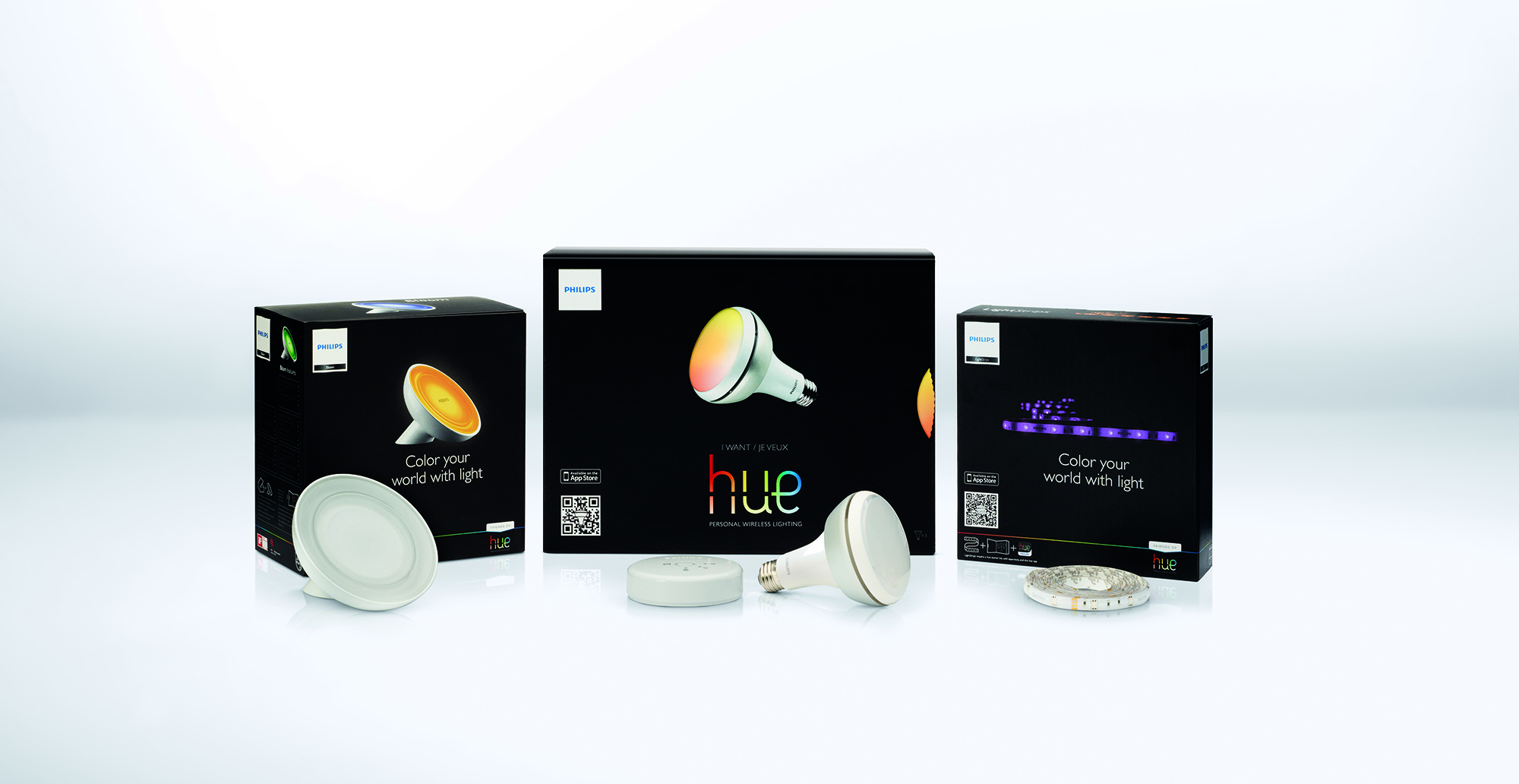 philips introduces the hue downlights partners with disney e books. Black Bedroom Furniture Sets. Home Design Ideas