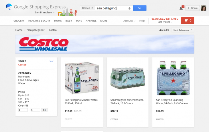 pngbase64392abe6ec6dda4eb 730x462 Google Shopping Express gains same day delivery from Costco in the San Francisco Bay Area