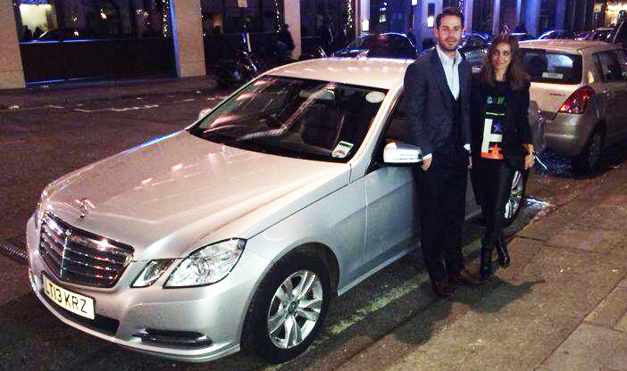 redknapps Uber brings its Exec car service to London