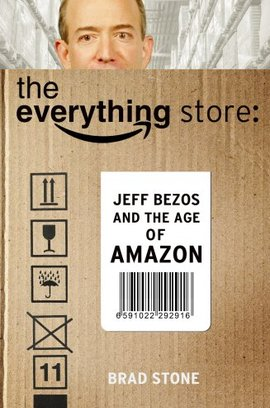 theeverythingstore Author Brad Stone responds to Amazon CEOs wifes 1 star review about his book about...Amazon