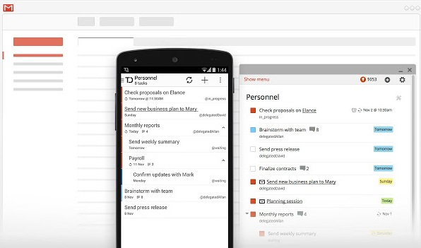todoist1 Todoists browser extension takes to do lists to Gmail to help you prioritize and set emails as tasks