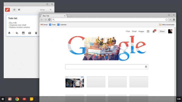 جوجل تطلق الإصدار رقم 32 من متصفح جوجل كروم بواجهة جديدة