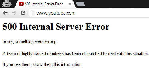 youtube error YouTube is down for some users across desktop, mobile, and apps (Update: Fixed)